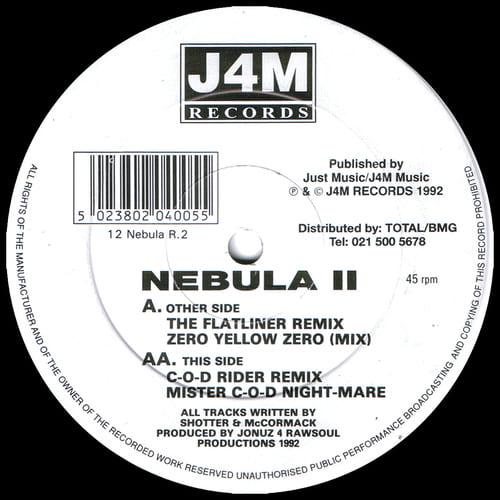 Nebula II - The Flatliner / C-O-D Rider (Remixes)