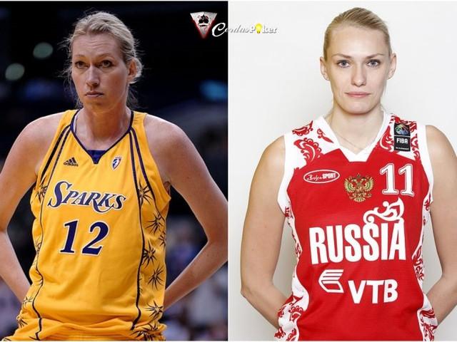 Inilah 5 Pemain Basket Wanita Tertinggi di Dunia