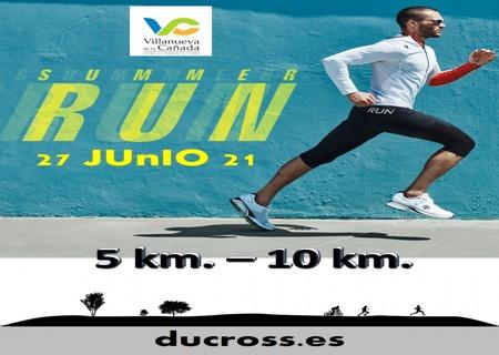 La Summer RUN 5K y 10K tendrá lugar el 27 de Junio en Villanueva de la Cañada
