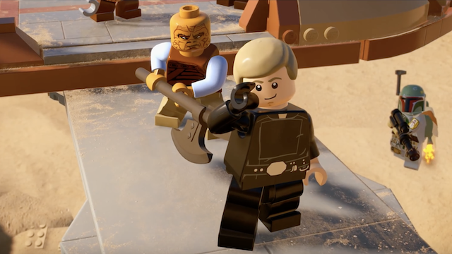 LEGO STAR WARS: THE SKYWALKER SAGA Official Trailer Released; Expected To Launch Next Year