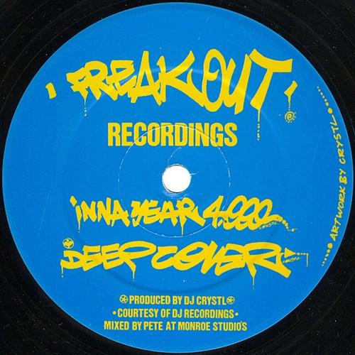 DJ Crystl - Inna Year 4,000 / Deep Cover
