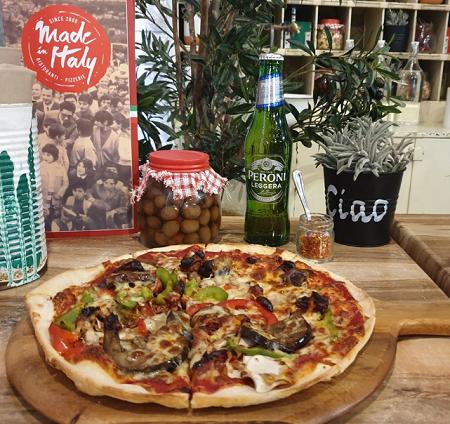 Pizza-Concord