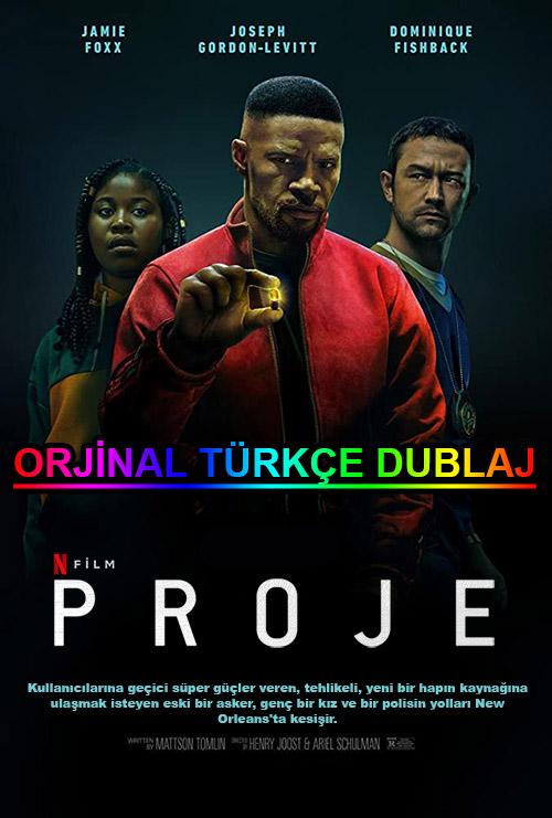 Proje | Project Power | 2020 | WEB-DL | XviD | Türkçe Dublaj | m720p - m1080p | WEB-DL | Dual | TR-EN | Tek Link