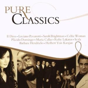 Compilations incluant des chansons de Libera Pure-Classics-300