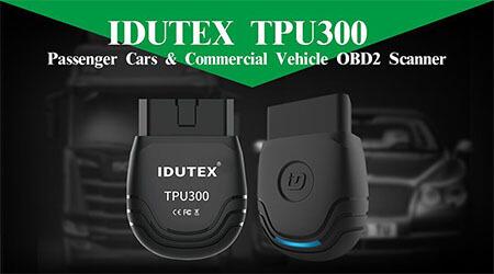 IDUTEX TPU300