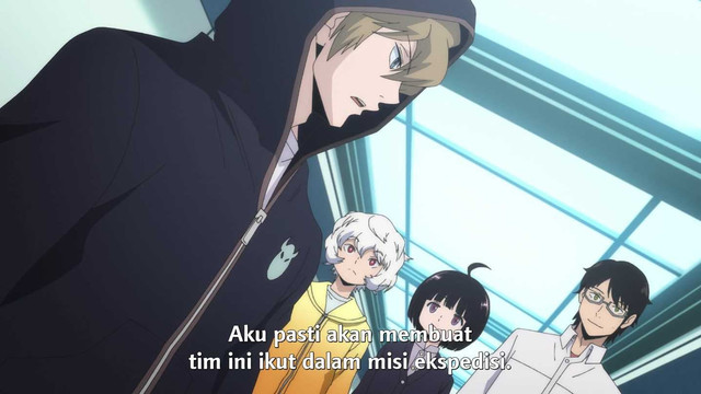 World Trigger Season 2 Episode 9 Subtitle Indonesia