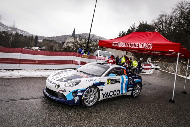 Alpine réussit son retour au Monte-Carlo 2021-Rallye-de-Monte-Carlo-18