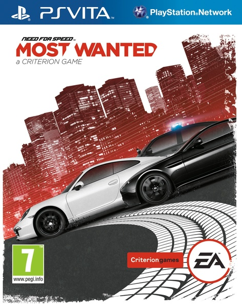 Need For Speed™ Most Wanted (Vita)
