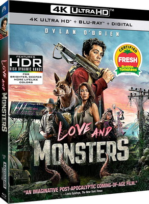 Love and Monsters (2020) .mkv UHD Bluray Untouched 2160p E-AC3 iTA DTS-HD ENG HDR HEVC - DDN