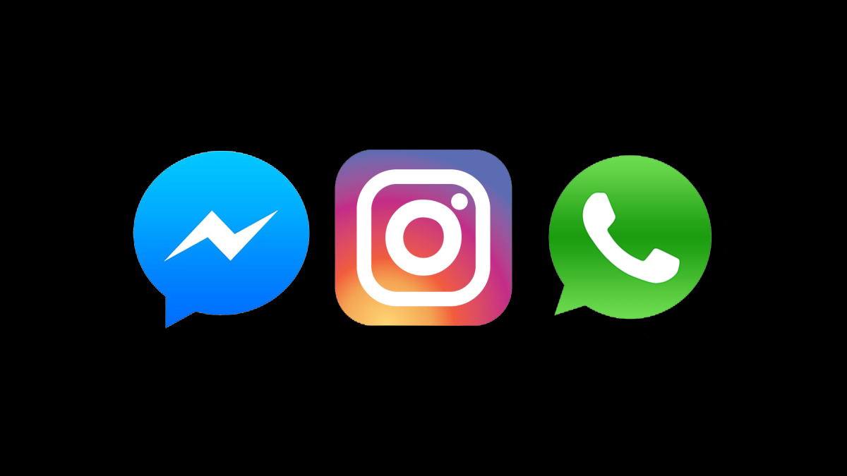 Facebook Rilis Konsep Merger Messenger, Instagram, dan WhatsApp