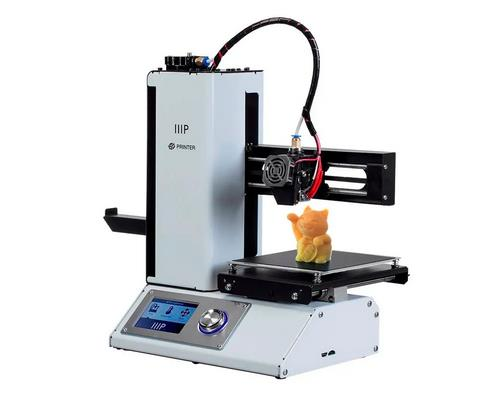 Monoprice MP Mini v2 - Cheap 3D Printer Under $300