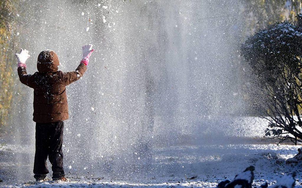 S.M.N: Lanzan «alerta violeta» por el frío polar en diez provincias, (podría caer aguanieve)incluye Entre Ríos