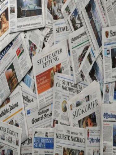 Cover: 19- Diverse Tageszeitungen vom 27  September 2021