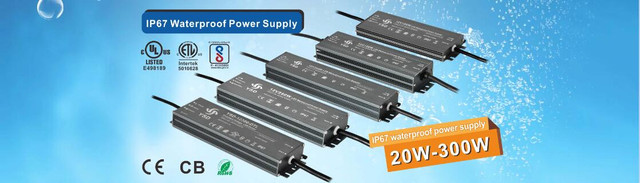 ShenZhen Yanshuoda Technology Co., Ltd Announces Availability of LED Waterproof Power Supplies in Various Configurations