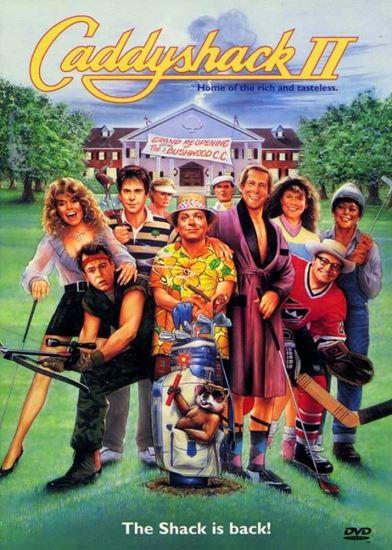 Golfiarze II / Caddyshack II (1988) PL.AC3.DVDRip.XviD-GR4PE   Lektor PL