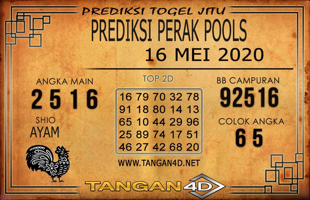 PREDIKSI TOGEL PERAK TANGAN4D 16 MEI 2020