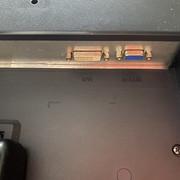 P: Lenovo D221 wide LCD monitor