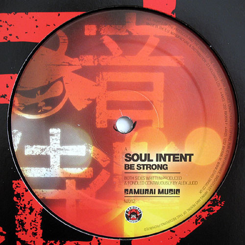 Soul Intent - Be Strong / Point Pleasant