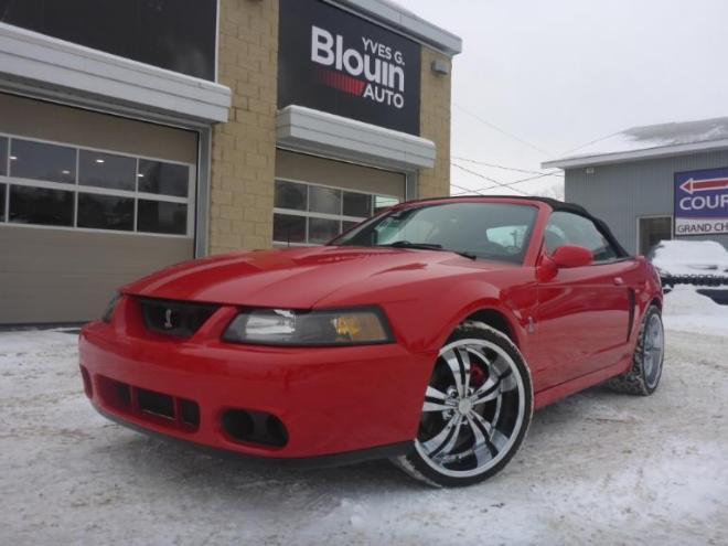 Mustang SN95  Cobra-rouge-ste-marie