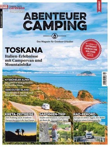 Cover: Reisemobil International Spezial No 02 Herbst 2021