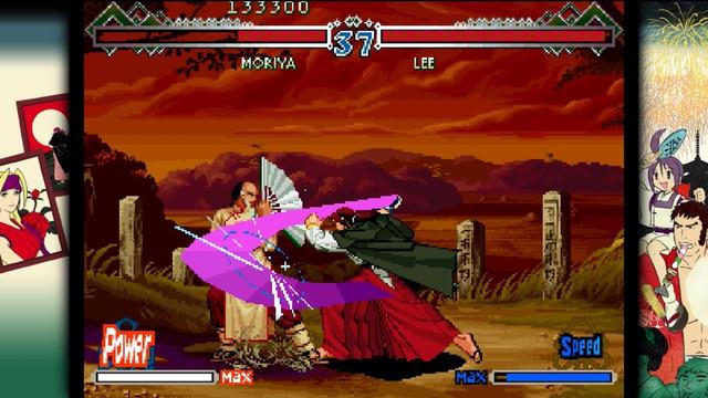 今日起,8款SNK人氣遊戲 在Prime Gaming免費上線! Ss-Last-Blade2