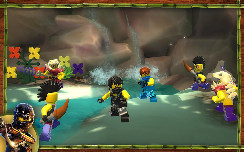 LEGO: Shadow of Ronin (MOD, Money/Unlocked)