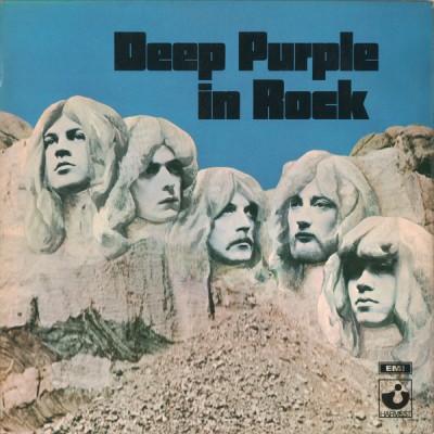 Deep Purple – Deep Purple In Rock -(1970)  FLAC