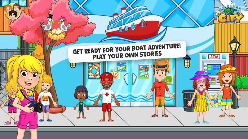 My City: Boat Adventures