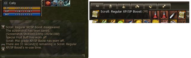 Scroll-Boost
