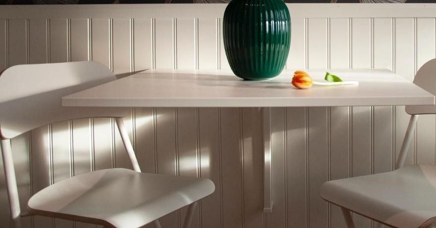 5 Space-Saving Dining Table Ideas for Small Spaces
