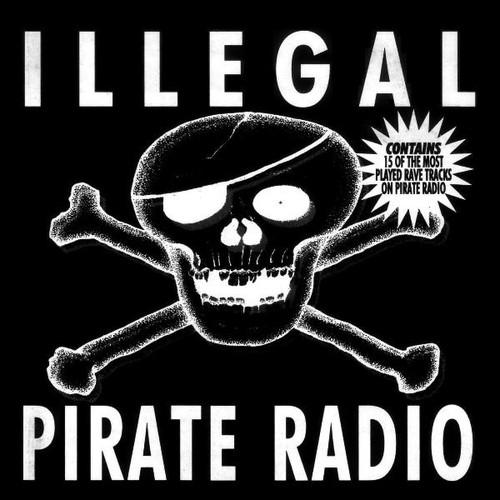 VA - Illegal Pirate Radio 1993