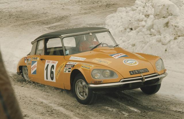 Waldegaard Ronde Hivernale Chamonix 1972 1