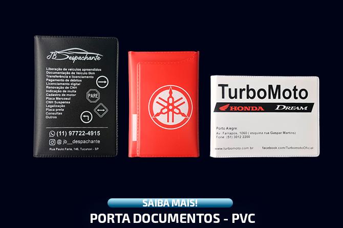 Porta Documento PVC