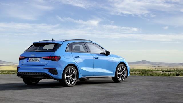 Conduisez jusqu'à 67 km en utilisant l'énergie électrique : La nouvelle Audi A3 Sportback 40 TFSI e A206518-medium