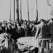 Dyatlov pass 10 march 1959 Rustem Slobodin funeral