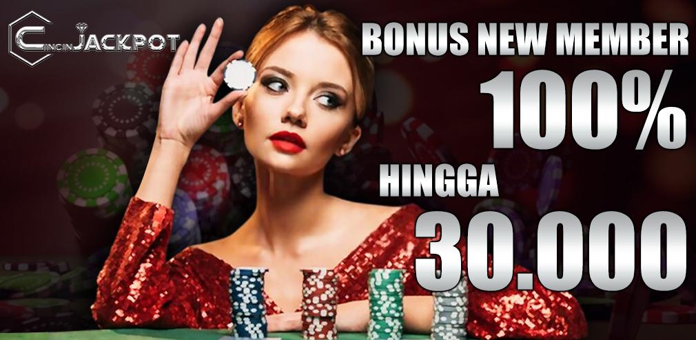Bonus Member Baru 100% Poker Online