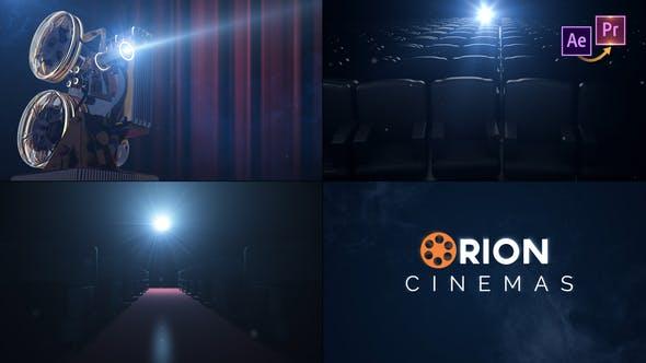 Videohive - Cinema Opener Premiere Pro - 3284892
