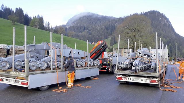 Construction télécabine 10 places Eggli (Gstaad BE) BT-Eggli-Mai-Rollenbatterien-1-800x450-Px
