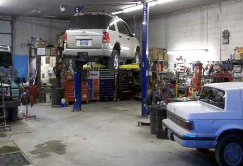 noziris Autos Car Repair Insurance