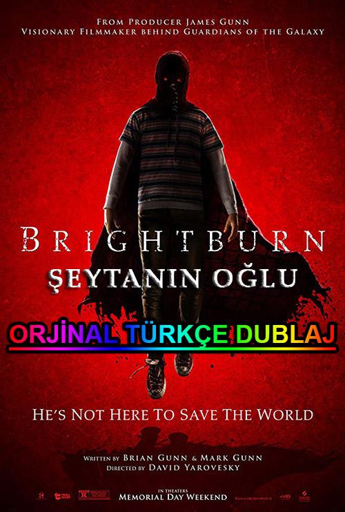 Brightburn: Şeytanın Oğlu | 2019 | BDRip | XviD | Türkçe Dublaj | m720p - m1080p | BluRay | Dual | TR-EN | Tek Link