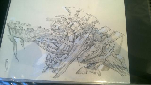 Galerie Daniel Maghen [originaux Warhammer Battle & 40K] 27
