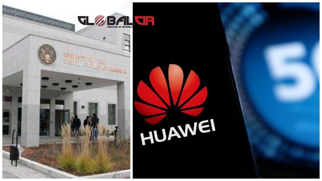 VAŽNA PORUKA BH. VLASTIMA IZ AMBASADE SAD-a! Ako Huaweijeva ili ZTE-ova oprema bude instalirana na bilo koju mrežu, sistemi će biti podložni smetnjama i špijunaži!