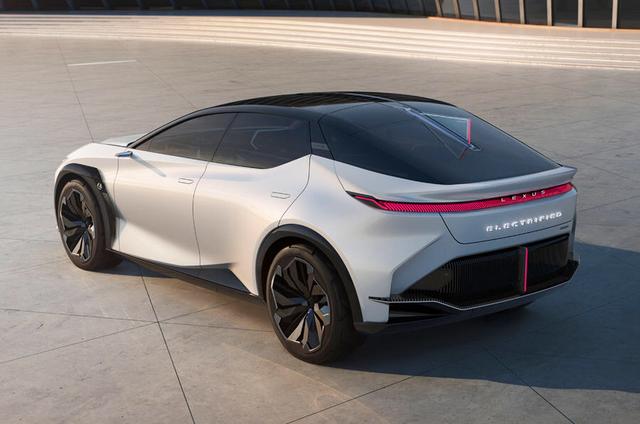 2021 - [Lexus] LF-Z Electrified Concept  69-BCD346-0502-4857-8-F41-D36863-B50232