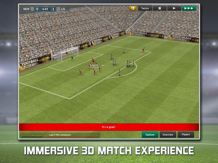 Soccer Manager 2019 (MOD, Clash/Points)