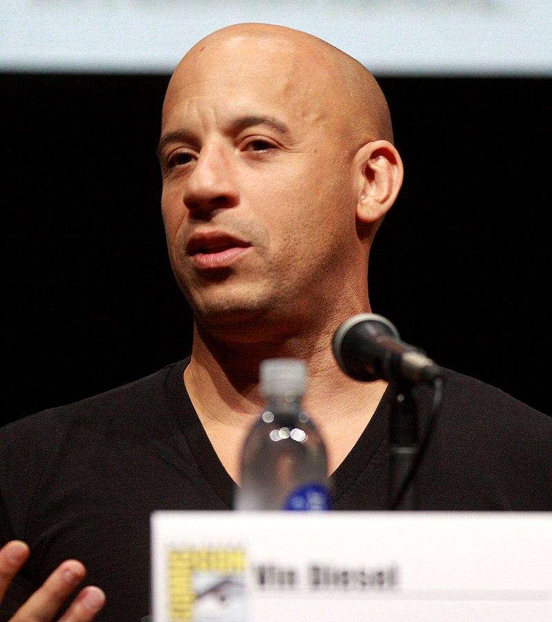 ვინ დიზელი / Vin Diesel
