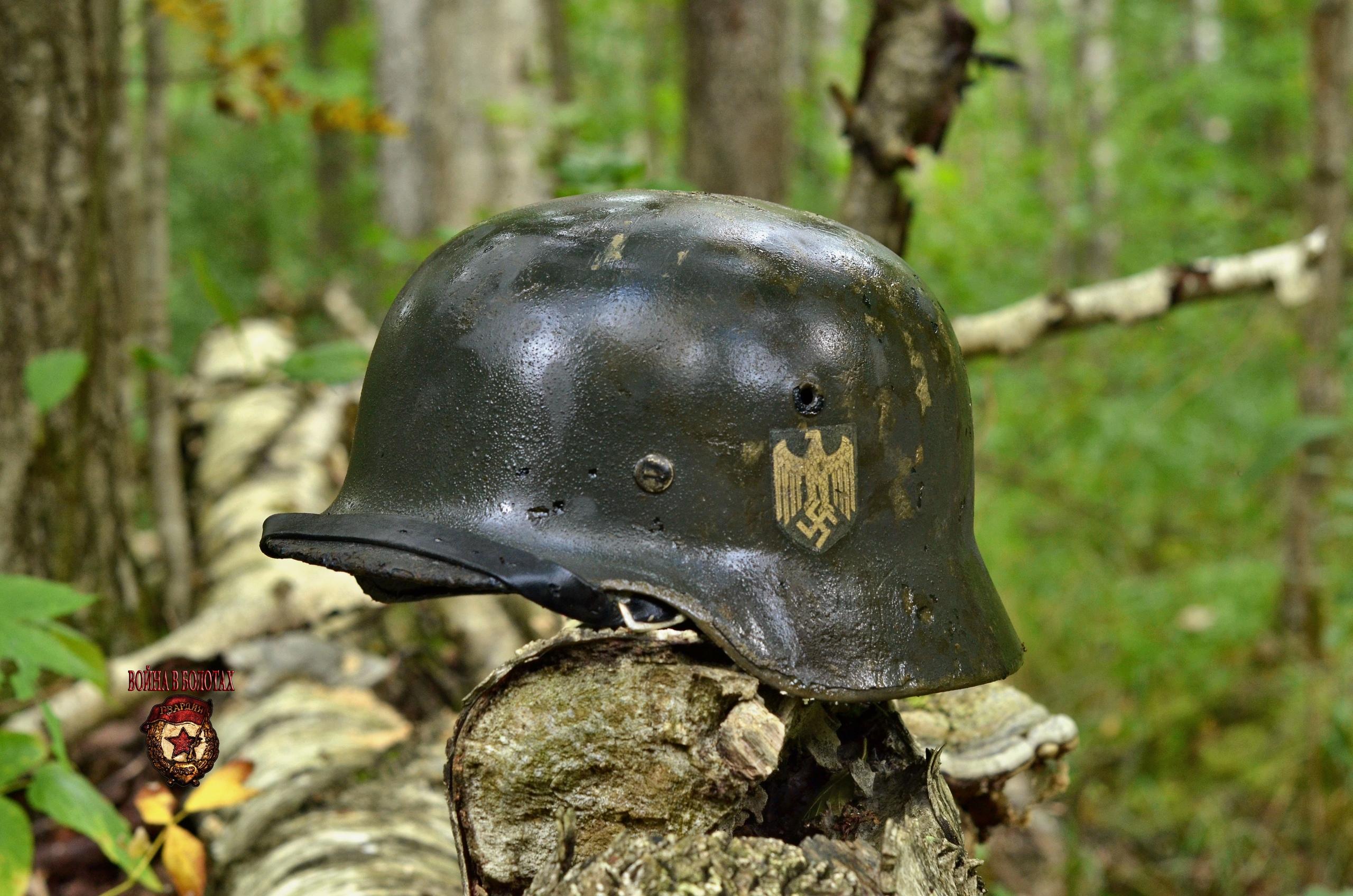 German M-40 helmet