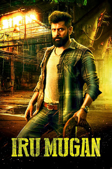 International Rowdy (Iru Mugan) (2019) Hindi Dubbed Movie 720p