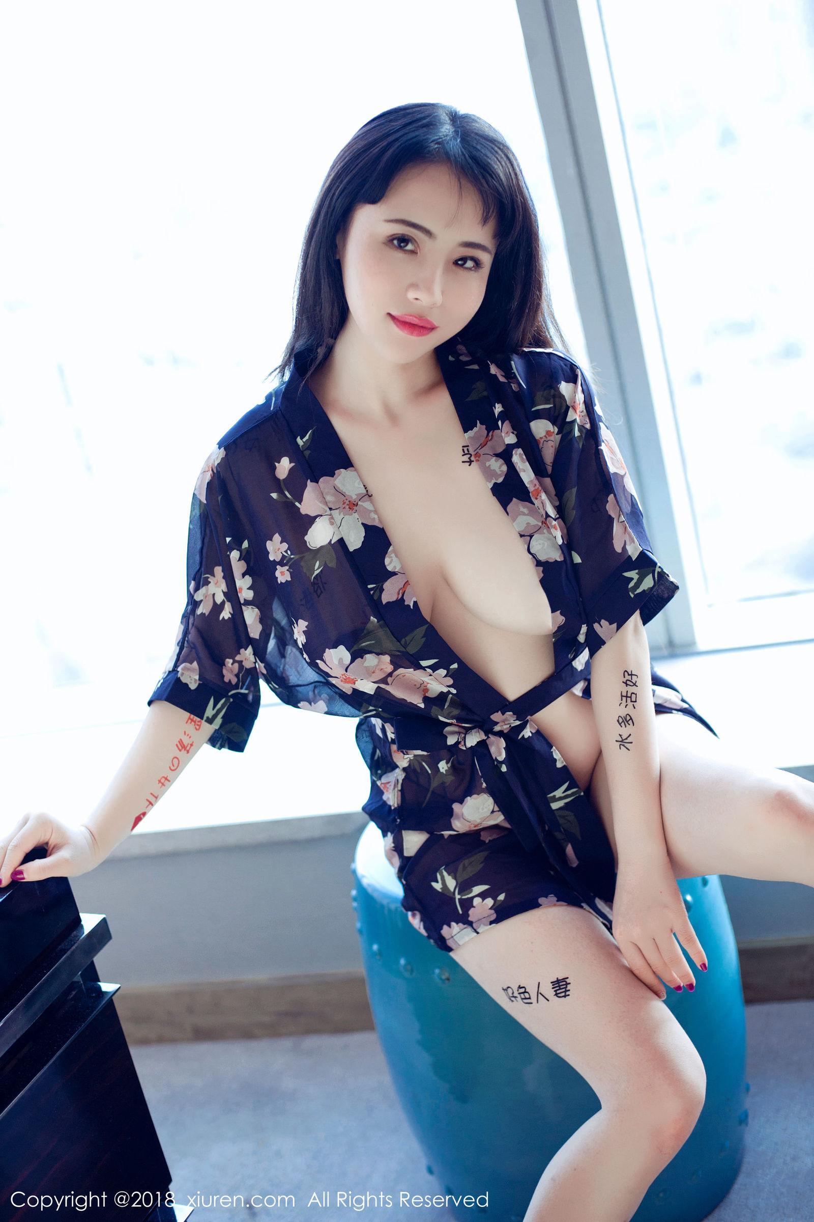 [XIUREN秀人] No.1151 瑞瑞ruirui- 丰乳肥臀的大软软美女