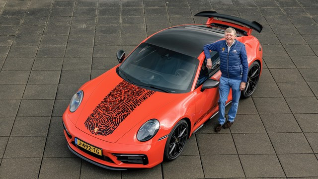Célébrer une icône néerlandaise de la course automobile: la 911 unique avec l'empreinte digitale de Gijs van Lennep Pro-Res-Porsche-911-Gijs-van-Lennep32