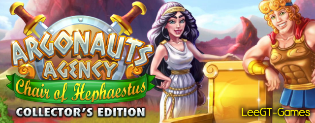 Argonauts Agency 3: Chair of Hephaestus Collector's Edition {v.Final}